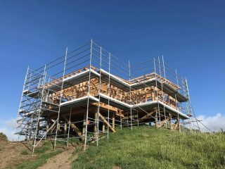 All Area Scaffolding - Residential scaffold