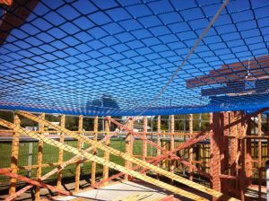 All Area Scaffolding - Safety netting