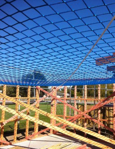 Builder Safety Netting
