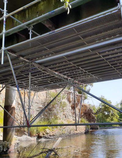 All Area Scaffolding - Bridge 1