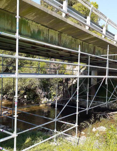 All Area Scaffolding - Bridge 2