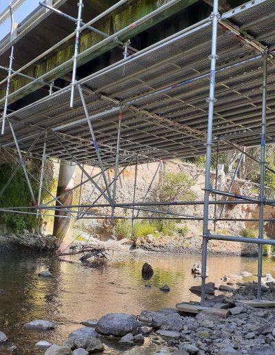 All Area Scaffolding - Bridge 3