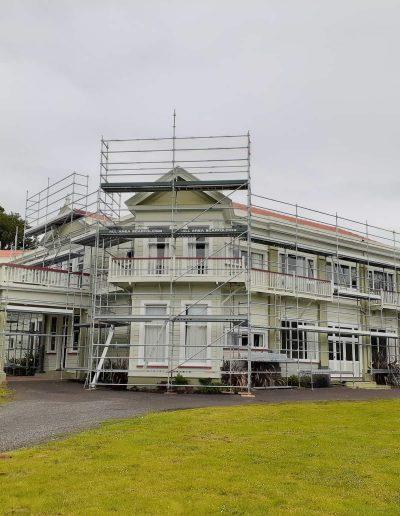 All Area Scaffolding - Fergusson House 4