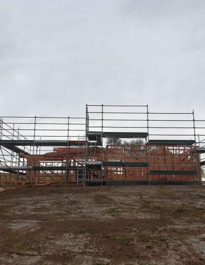 All Area Scaffolding - New build 2
