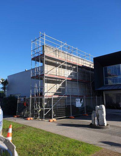 All Area Scaffolding - pre cast scaffold 1