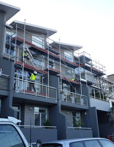 All Area Scaffolding - student apartments wellington